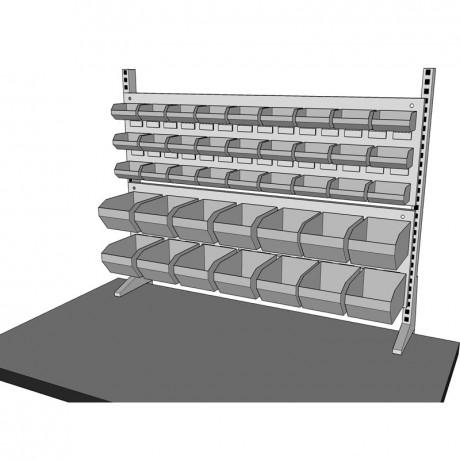 7. Panneaux porte outils largeur 1050mm