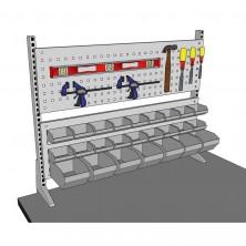 Panneaux porte outils largeur 1050mm