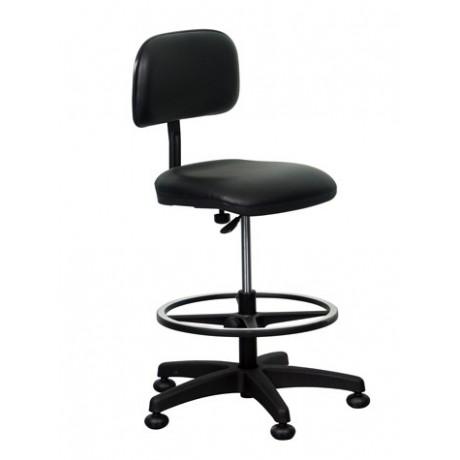 Chaise ergonomique pour atelier - vynil