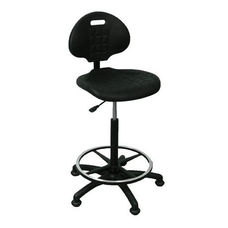 Chaise ergonomique pour atelier - polyuréthane