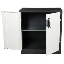 armoire metallique industrielle lgs mobilier. Black Bedroom Furniture Sets. Home Design Ideas
